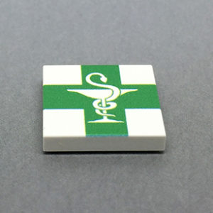Lego apotheker