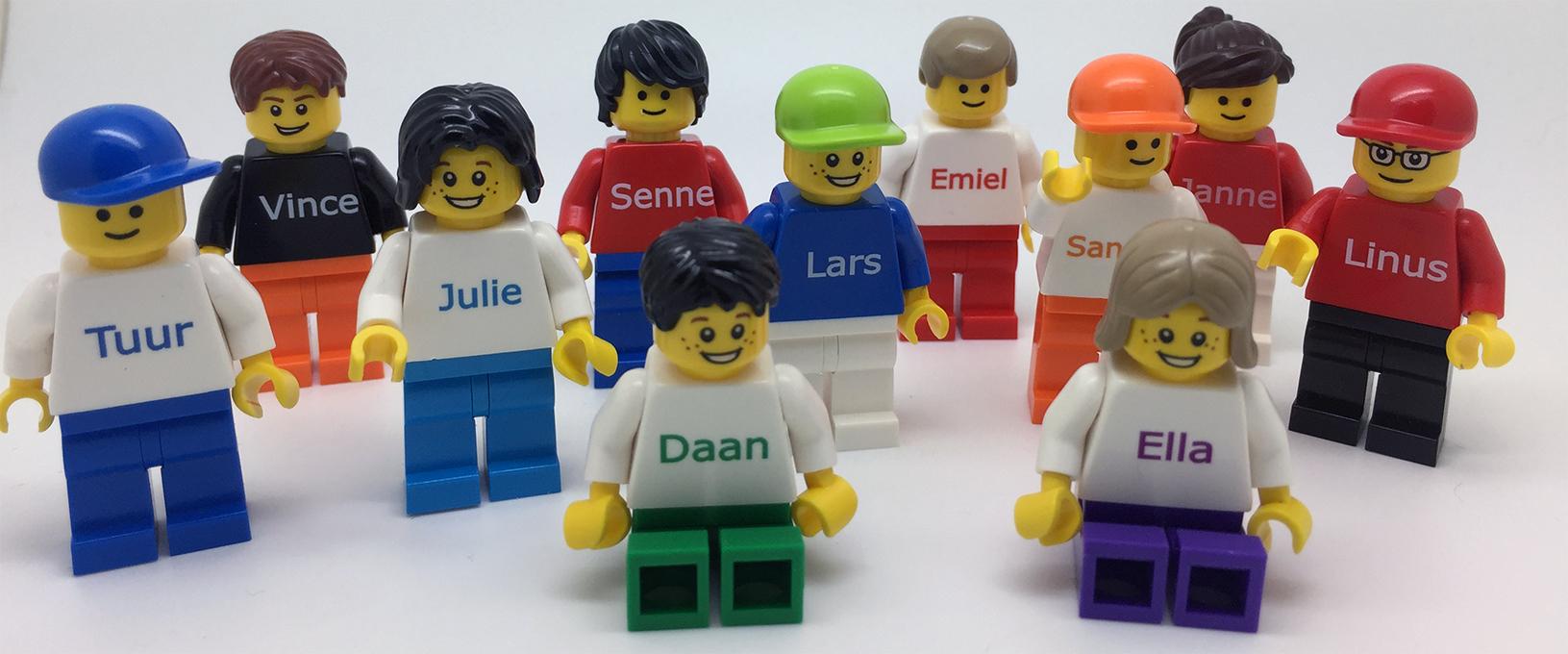 Lego Minifigs