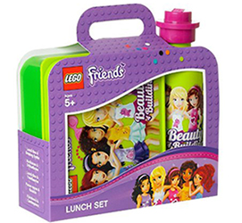 Lego friend lunchbox