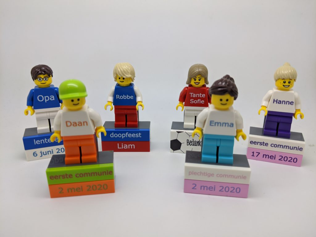 Mijn Blokje Lego