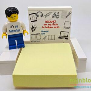 Lego einde schooljaar