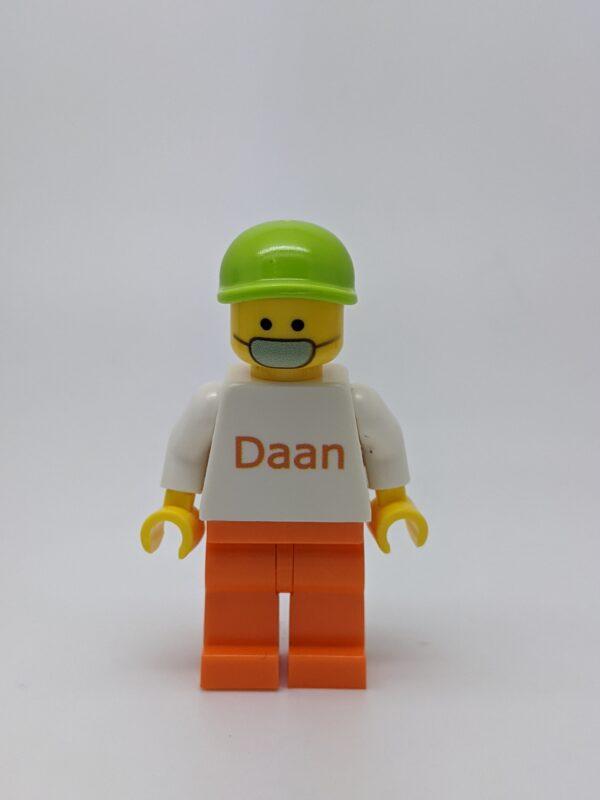 Lego Mondmasker