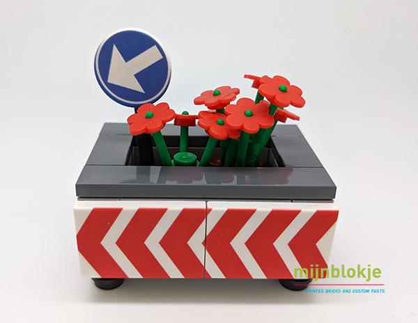 Lego verkeersremmer