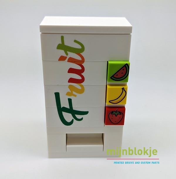 Lego fruitautomaat